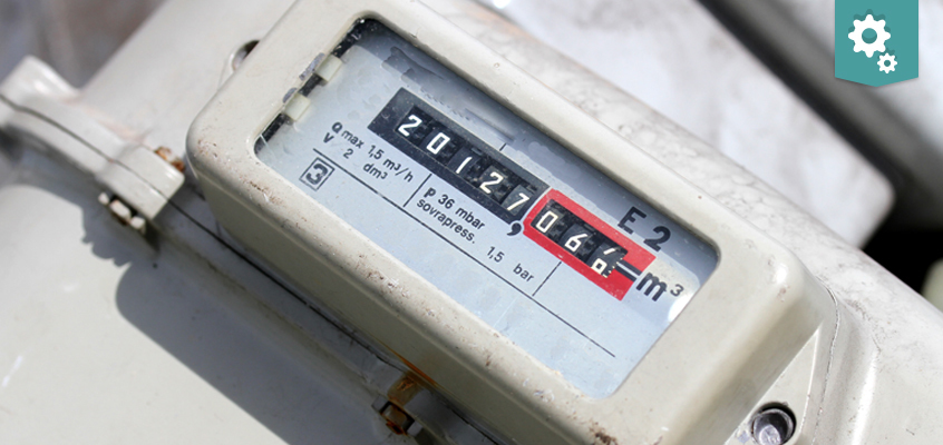 Gas connections and gas meters