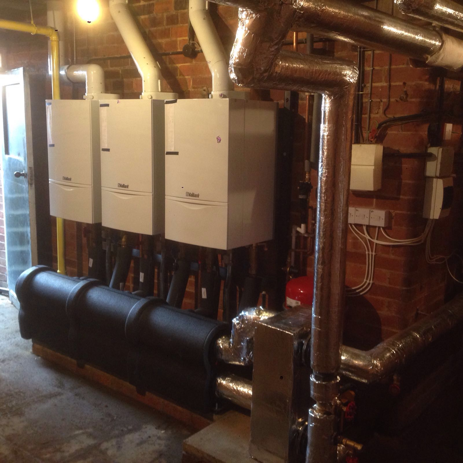 Commercial Services Installation Safegas Wetherby Harrogate
