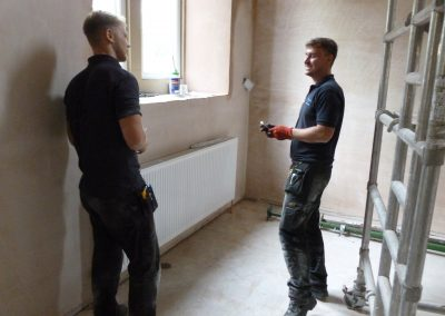 Heating Engineers - Matt and Nick